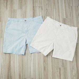 VINEYARD VINES Lot 2 Sz 40 Men Shorts